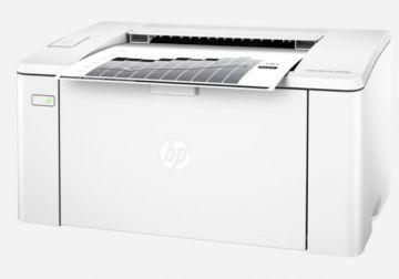 HP M104A